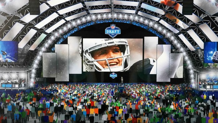 How Unique NFL Draft Format Impacts Trades, Betting Strategy