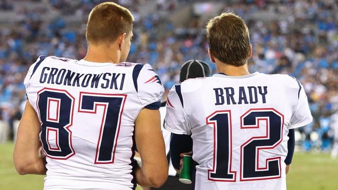 Gronkowski Joins Brady, Boosting Buccaneers Super Bowl Odds