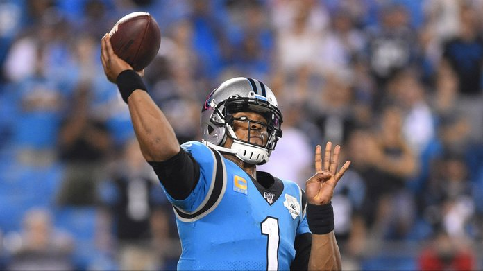 Cam Newton To Patriots: Odds, Best Prop Bets & Predictions
