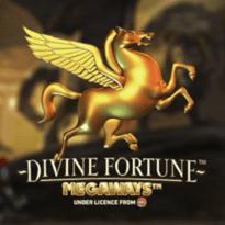 Divine Fortune Megaways Logo