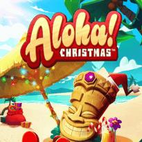 Aloha! Christmas Logo