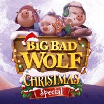 Big Bad Wolf Christmas Special Logo