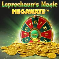 Leprechaun's Magic Megaways Logo