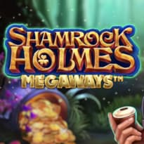 Shamrock Holmes Megaways Logo