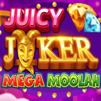 Juicy Joker Mega Moolah Logo