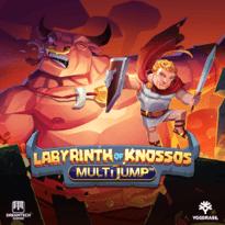 Labyrinth of Knossos MultiJump Logo