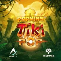 TikiPop Logo