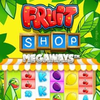 Fruit Shop Megaways Logo