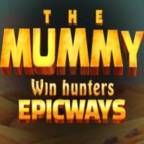 The Mummy Win Hunters Epicways Logo
