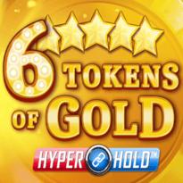 6 Tokens of Gold Logo