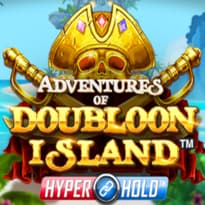 Adventures of Doubloon Island Logo