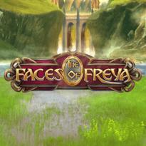 The Faces of Freya Logo