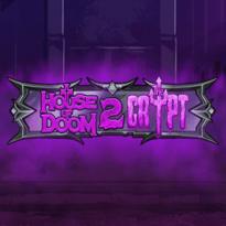 House of Doom 2: The Crypt Logo
