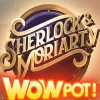 Sherlock and Moriarty WowPot Logo