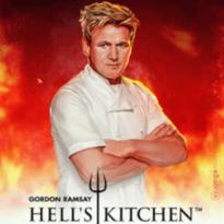 Gordon Ramsay: Hell's Kitchen Logo