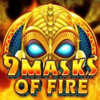 9 Masks of Fire Logo