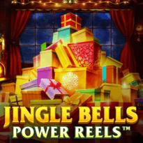 Jingle Bells Power Reels Logo