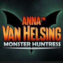 Anna Van Helsing Monster Huntress Logo