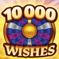 10000 Wishes Logo