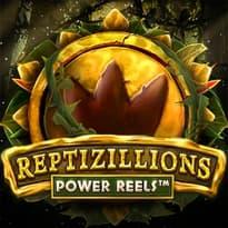 Reptizillions Power Reels Logo
