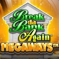 Break Da Bank Again Megaways Logo