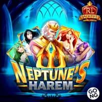 Royal League Neptune's Harem Logo