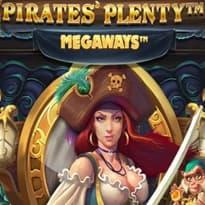 Pirates' Plenty Megaways Logo