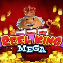 Reel King Mega Logo