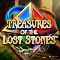 Treasures of the Lost Stones Logo