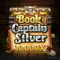 Book of Captain Silver Logo