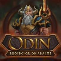 Odin: Protector of Realms Logo