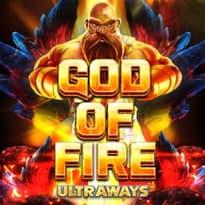 God of Fire Logo