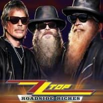 ZZ Top - Roadside Riches Logo