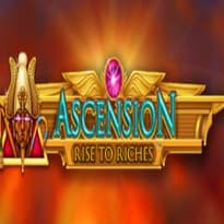 Ascension: Rise to Riches Logo