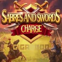 Sabres and Swords: Charge Gigablox Logo