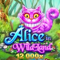 Alice in WildLand Logo