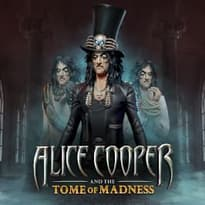 Alice Cooper and the Tome of Madness Logo