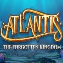 Atlantis: The Forgotten Kingdom Logo