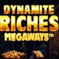 Dynamite Riches Megaways Logo