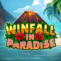 Winfall in Paradise Logo