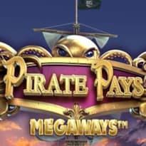 Pirate Pays Megaways Logo
