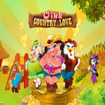 Oink: Country Love Logo