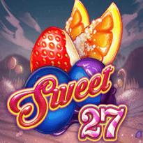 Sweet 27 Logo