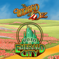 Wizard of Oz: Road to Emerald City Logo