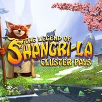 The Legend of Shangri-La: Cluster Pays Logo