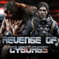 Revenge of Cyborgs Logo