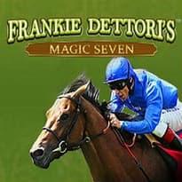 Frankie Dettori's Magic Seven Logo
