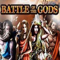 Battle of the Gods Logo