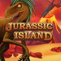 Jurassic Island Logo