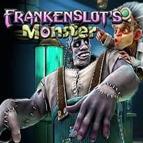 Frankenslot's Monster Logo